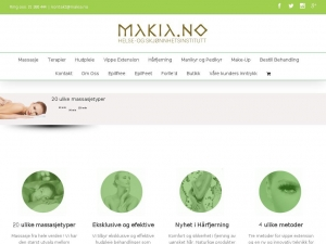 Makia - find your hidden beauty in Oslo
